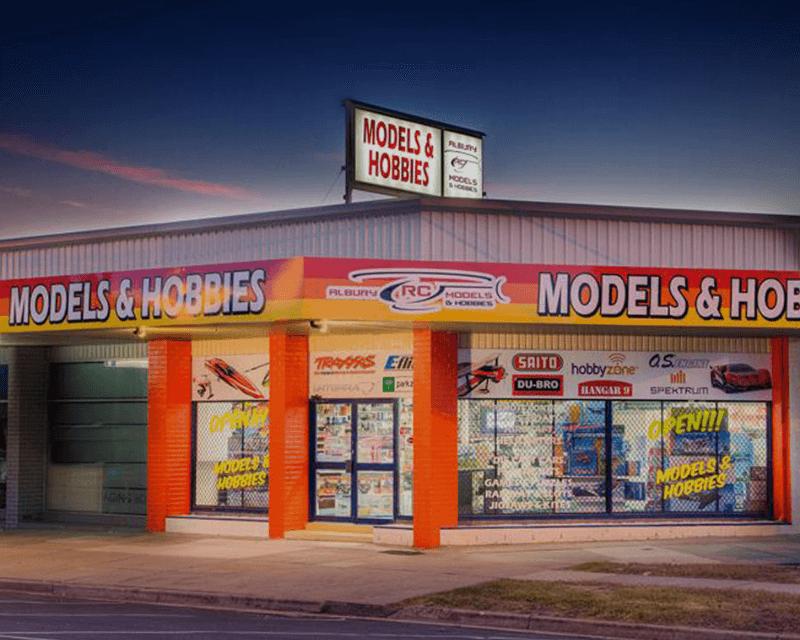 Albury RC Models & Hobbies