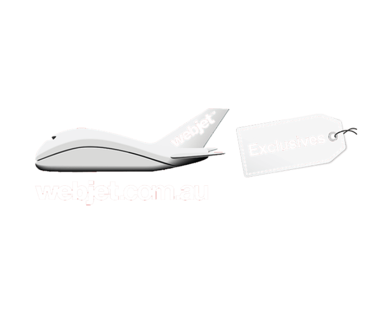 Webjet Exclusives